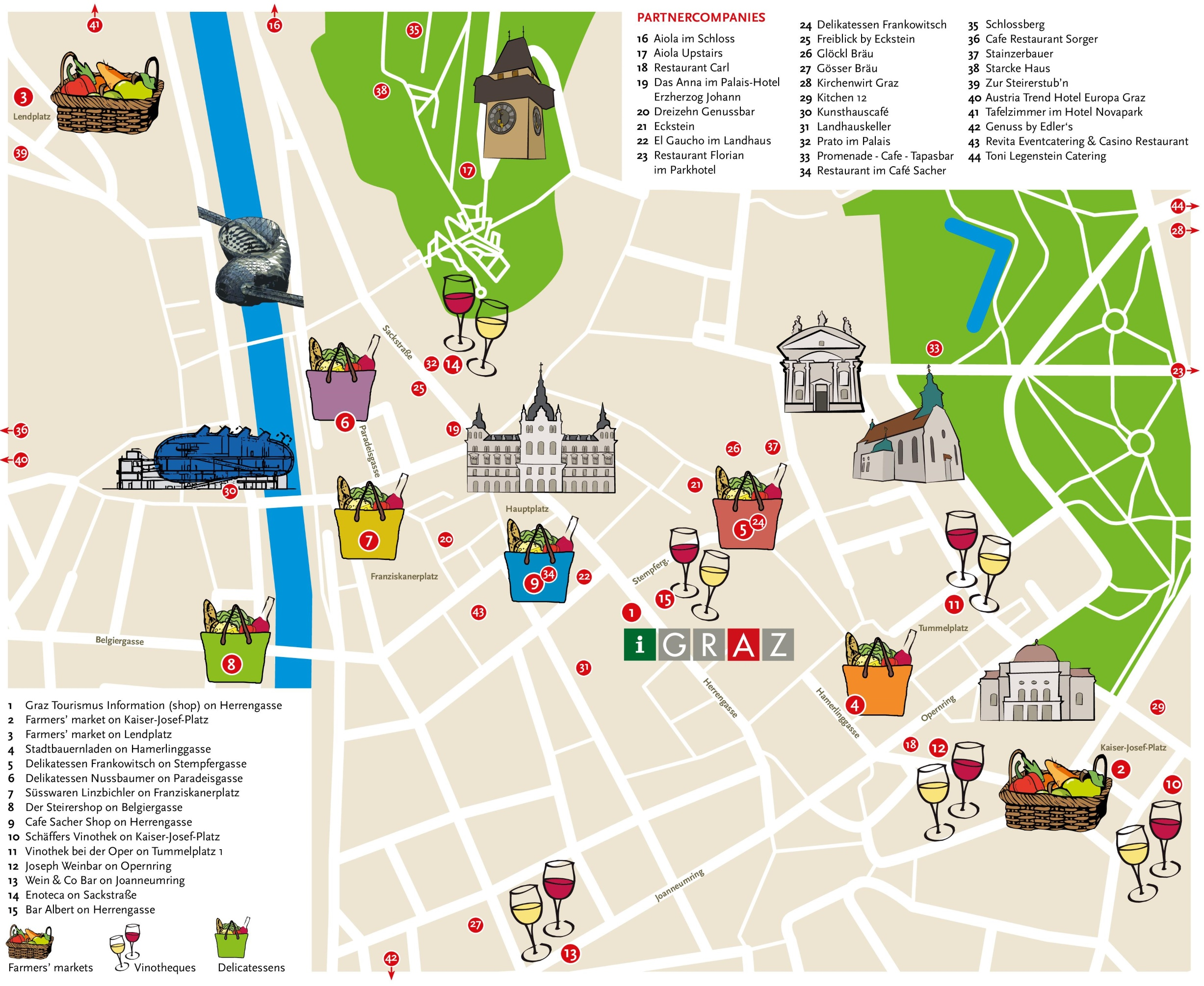 Graz Austria Map Large Graz Maps for Free Download and Print | High Resolution and