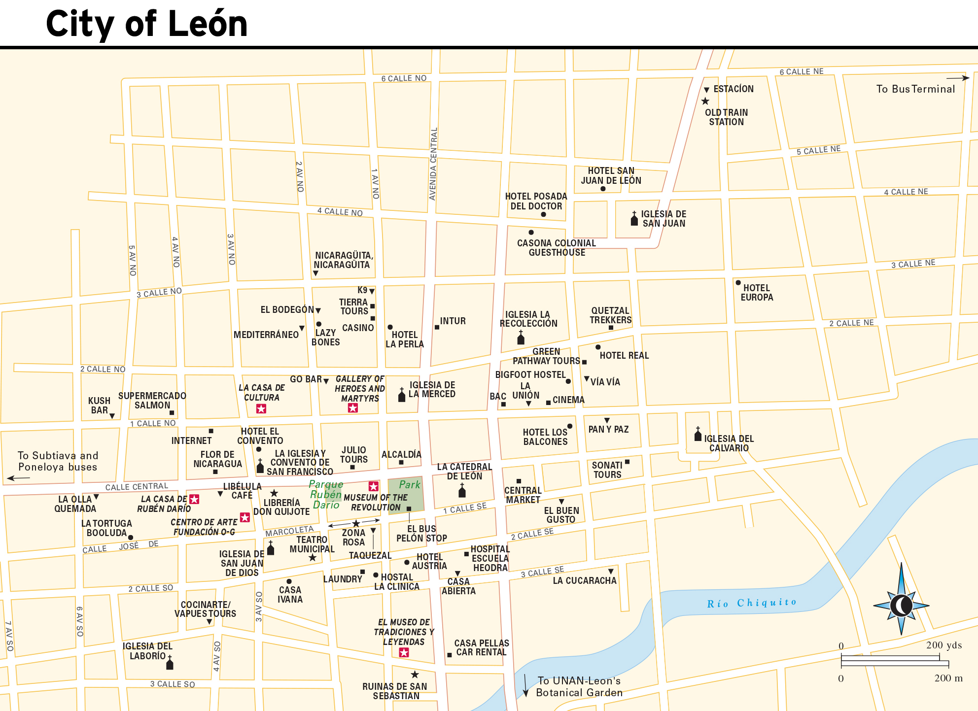 Large Leon Maps For Free Download And Print High Resolution And