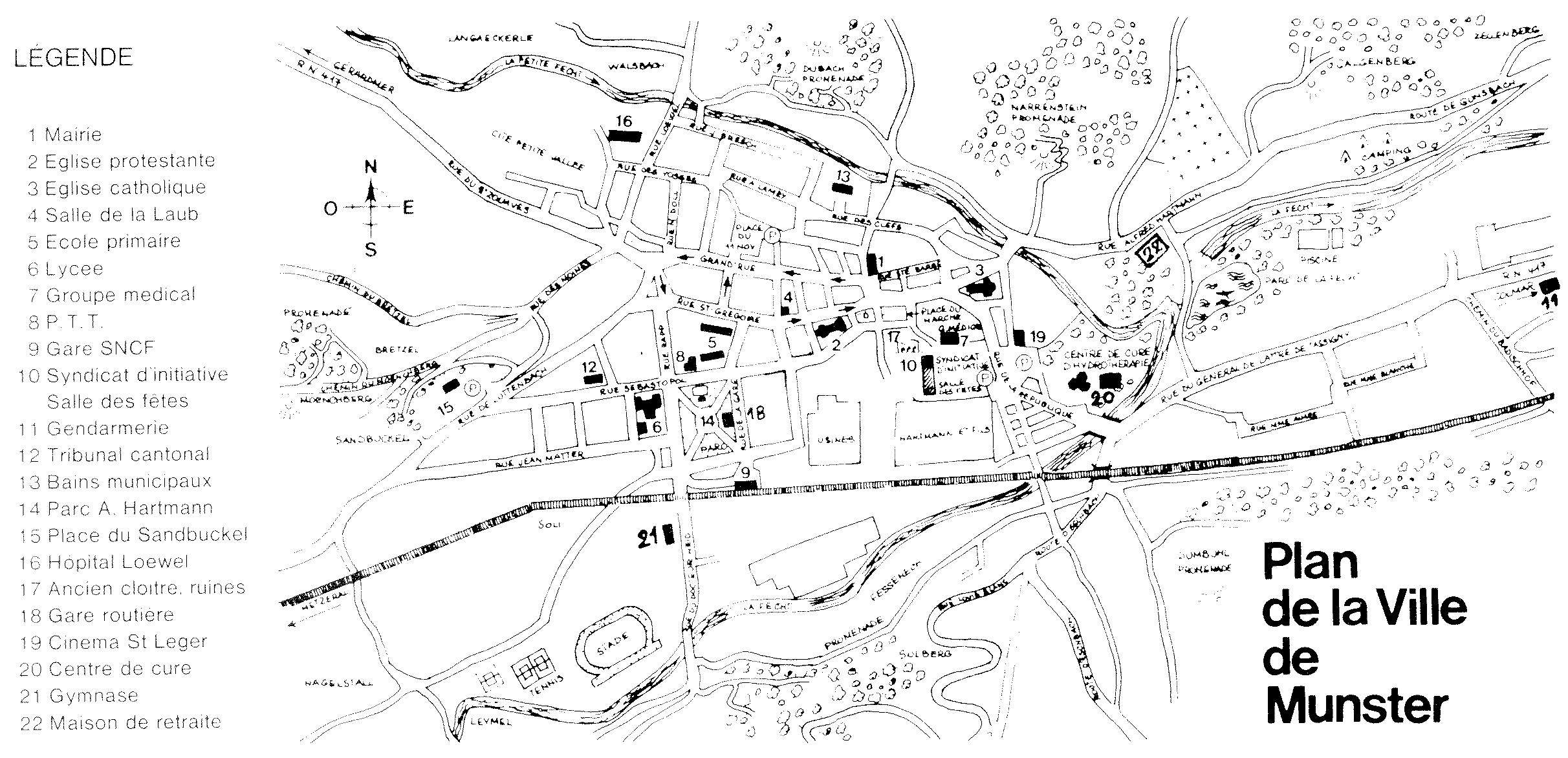 Large Munster Maps for Free Download and Print HighResolution and