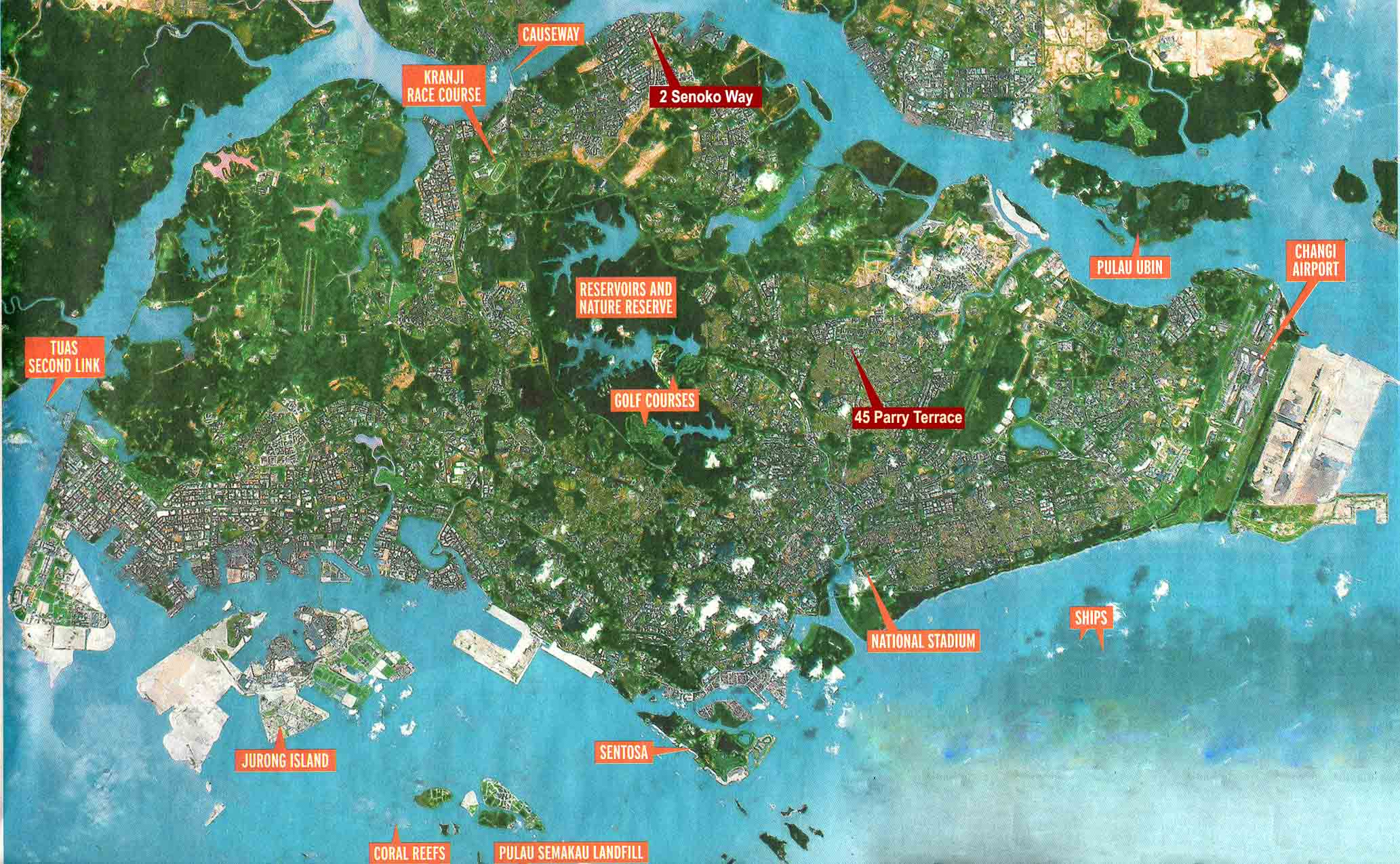 Large singapore city maps for free download and print high detailed map of singapore city 2 gumiabroncs Images