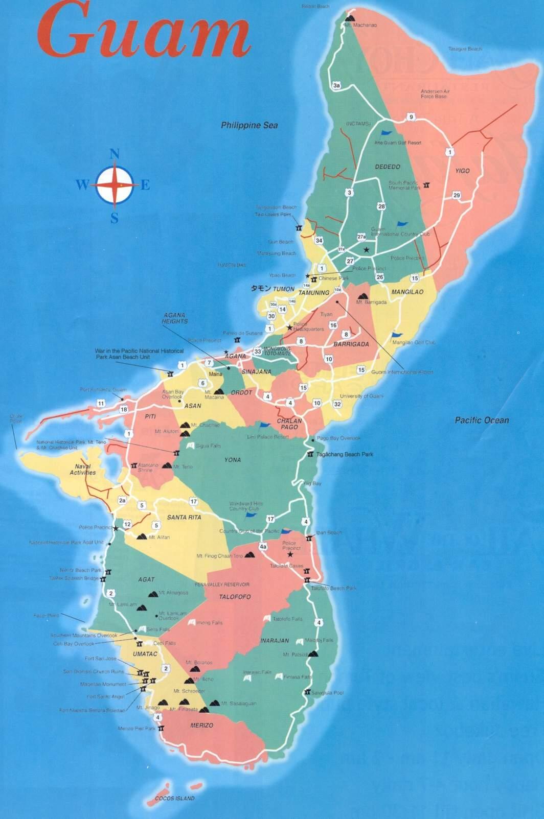 Guam | HinoMaple: Dru's Misadventures