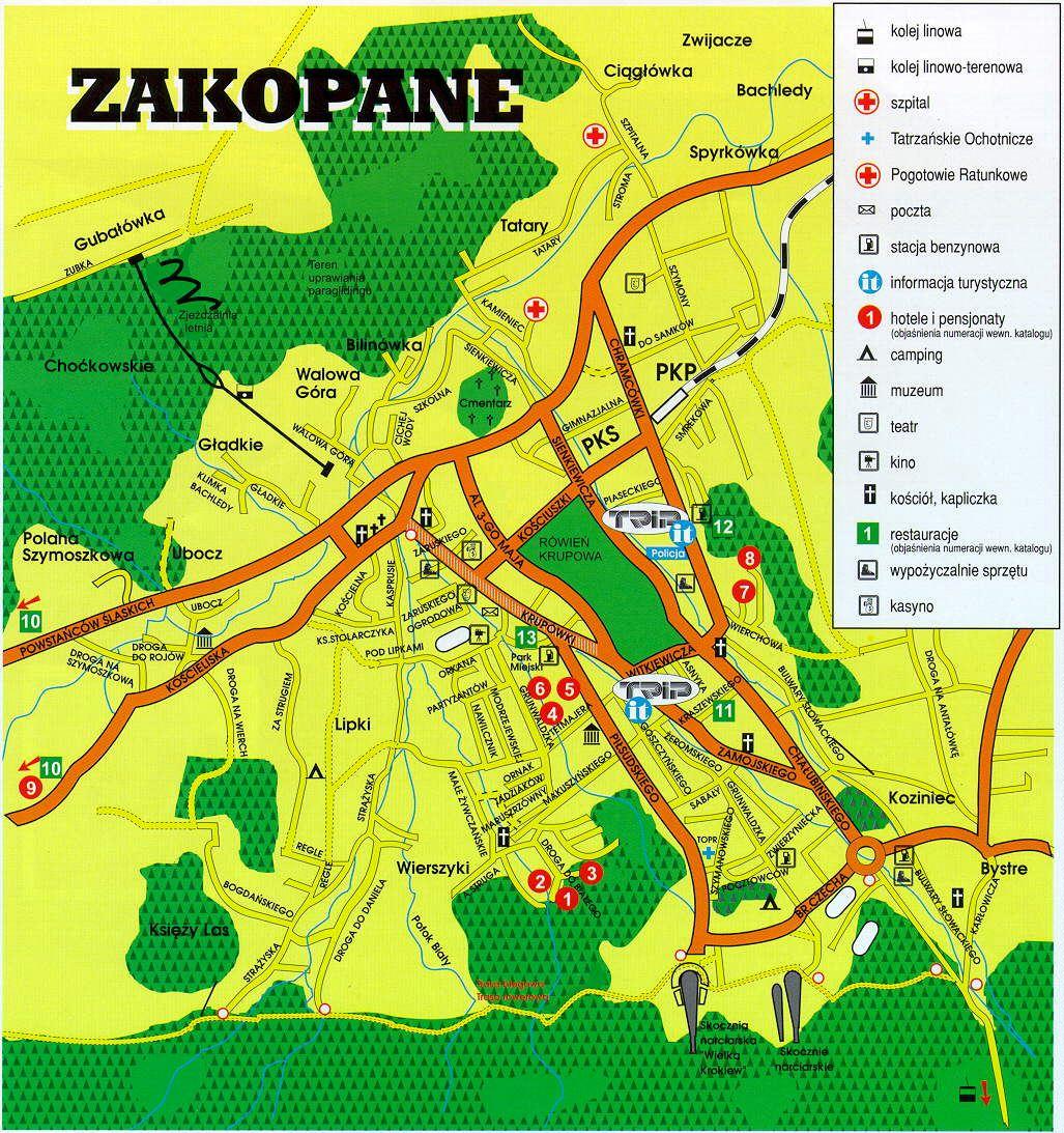 Zakopane Travel Guide