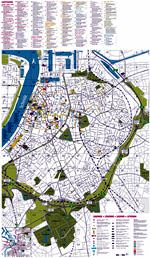 Antwerpen Map Detailed City and Metro Maps of Antwerpen for