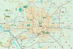 Map of Beijing