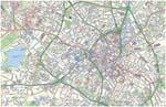 Birmingham kaart - OrangeSmile.com
