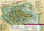Carte de Briançon