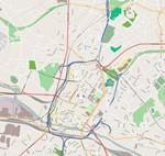 Carte de Charleroi