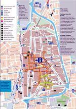 Map of Delft