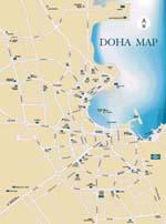 Carte de Doha