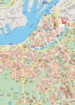 Map of Goteborg