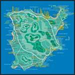 Map of Ko Samui