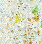 Carte de Lille