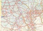 карта Маастрихта