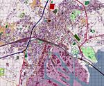 Mapa de Mestre