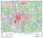 Oxford kaart - OrangeSmile.com