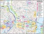 Carte de Philadelphie