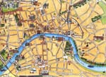 Map of Pisa