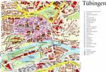 Carte de Tubingen