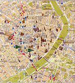 Carte de Valencia