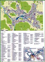 Interactive Map of Switzerland - Search Landmarks   Hiking and ...