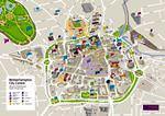 Wolverhampton kaart - OrangeSmile.com