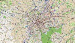 Mapa Del Metro De Bruselas Para Descarga Mapa Detallado Para Imprimir
