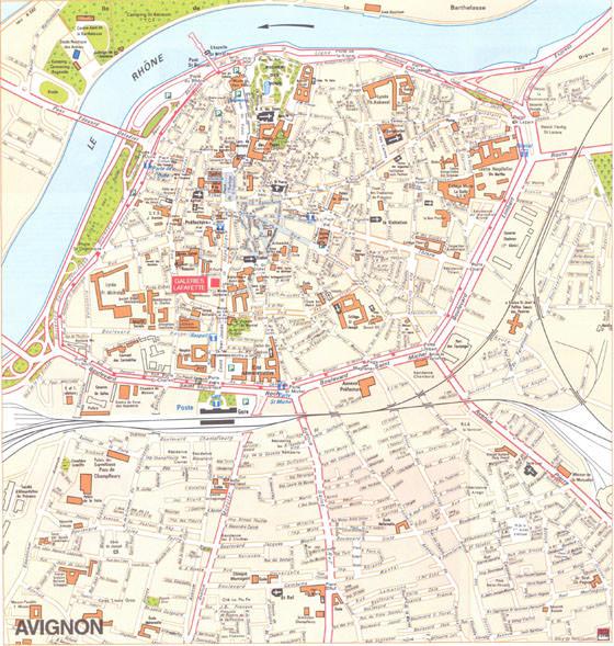 Avignon map 1