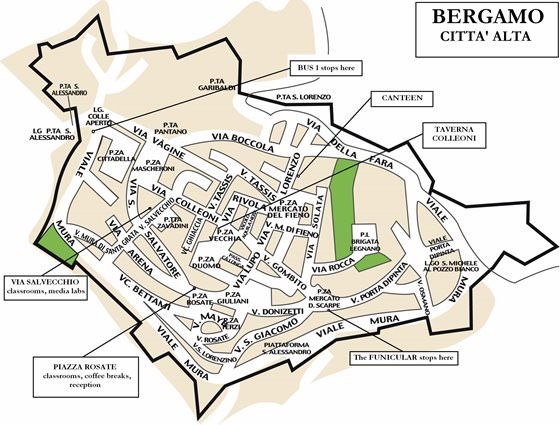 Bergamo map 2