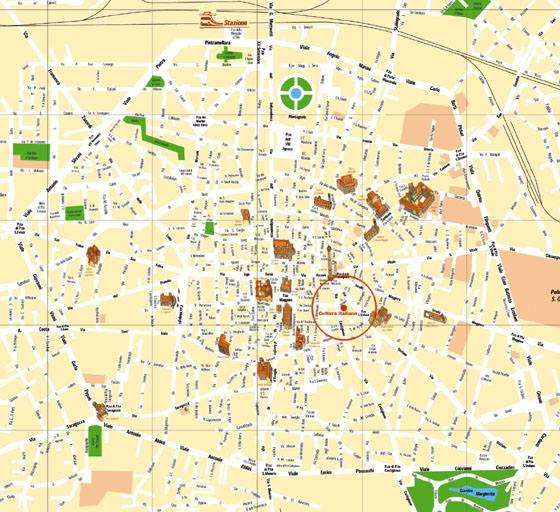 Bologna map 1