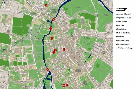 Cambridge map 2