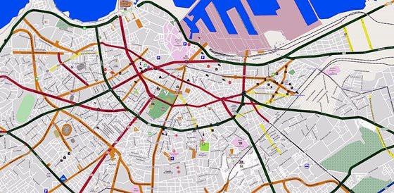 Casablanca map 1