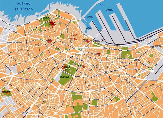 Casablanca map 2