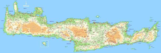 Crete map 1