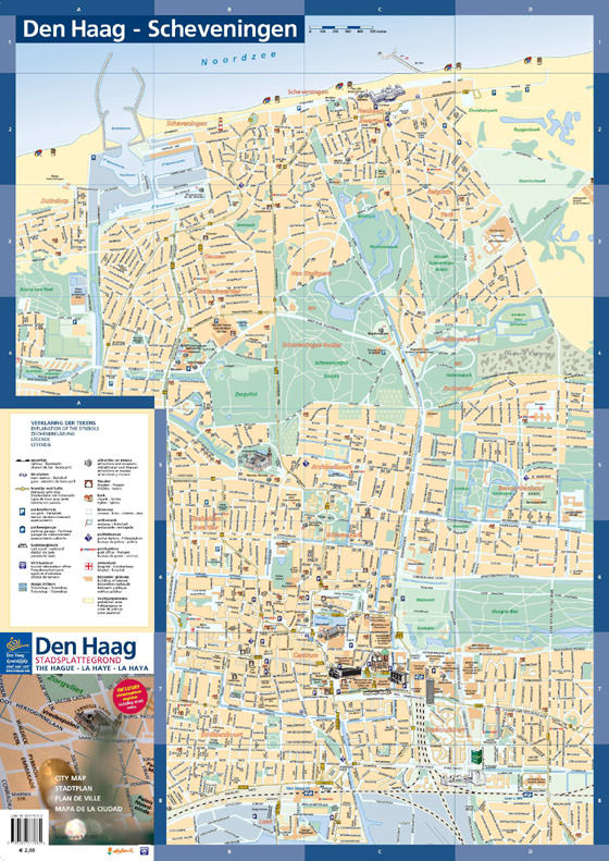 The Hague map 1