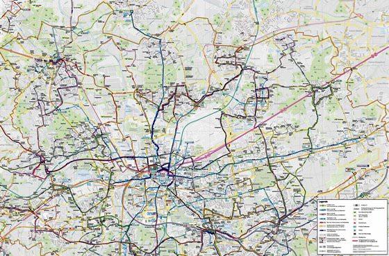 Mapa de Dortmund  1