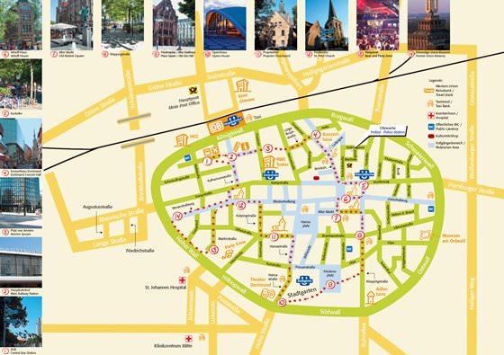 Mapa de Dortmund  2