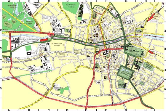 Dublin map 1