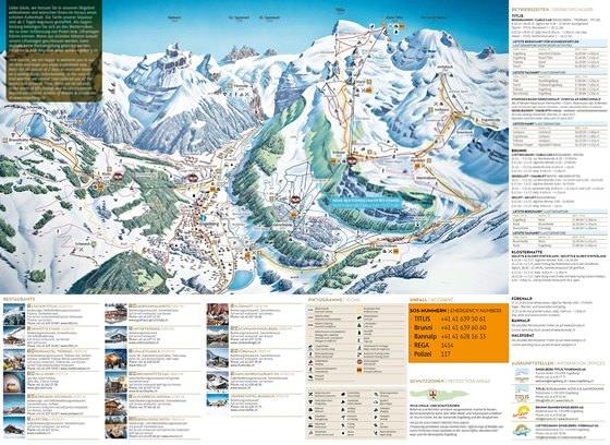 Große Karte von Engelberg 3