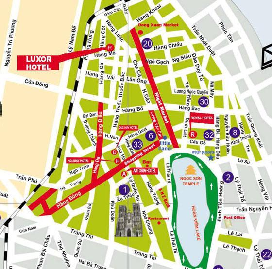 Hanoi map 2