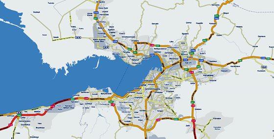 Izmir map 2