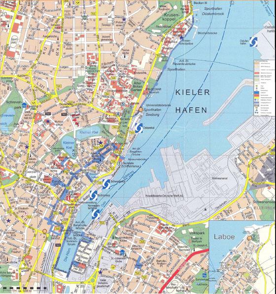 Kiel map 1