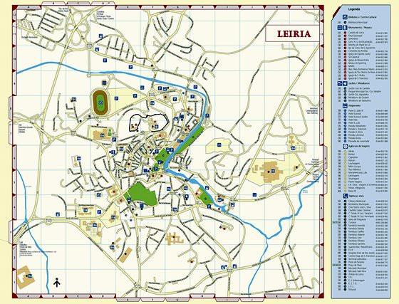 Leiria map 1