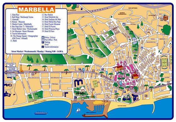 Marbella map 1