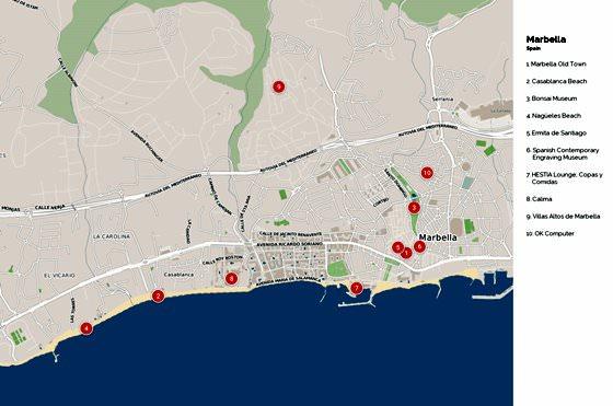 Marbella map 3