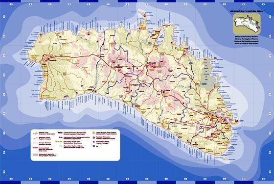 Menorca map 2