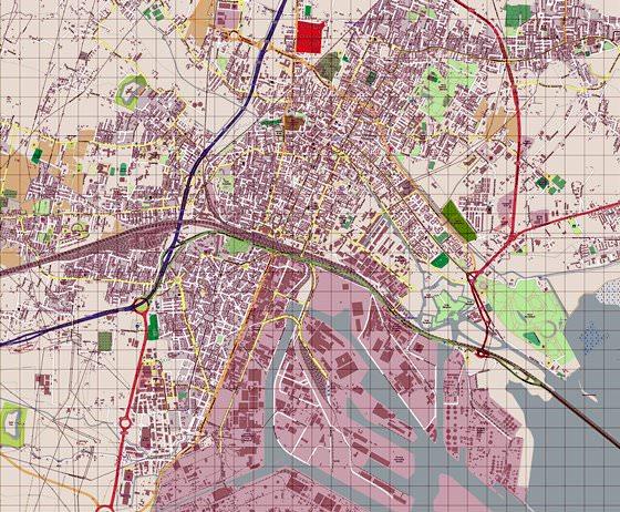 Mestre map 1