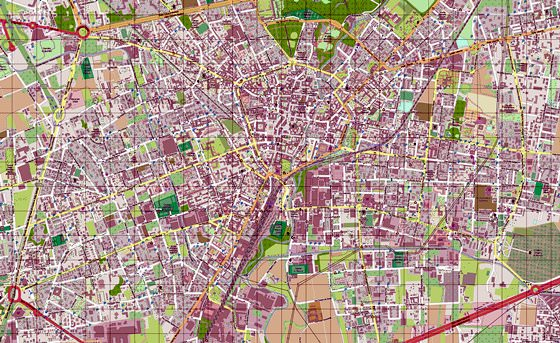 Monza map 1
