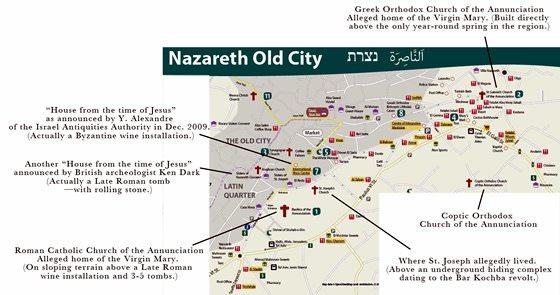 Nazareth map 2
