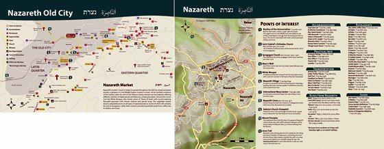 Nazareth map 3