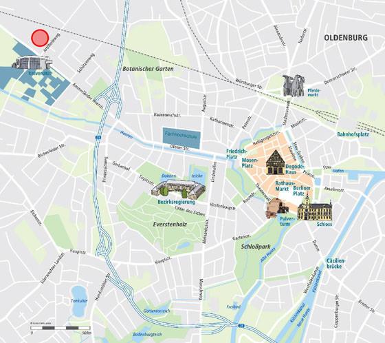 Карта Олденбурга 2
